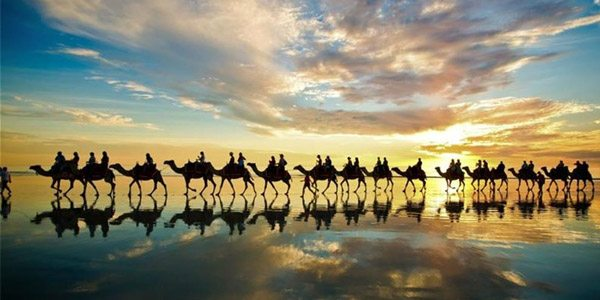 Broome Flights